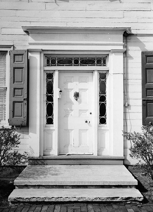 White Front Entry Doors Credainatcon