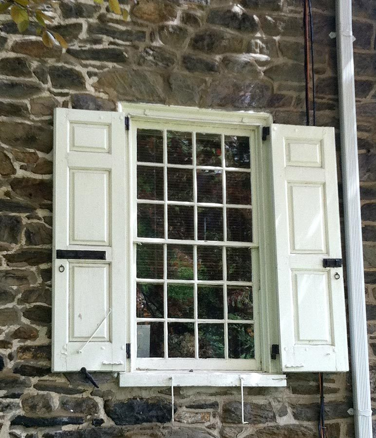 Window Types Hardware And Glazing Historic Details